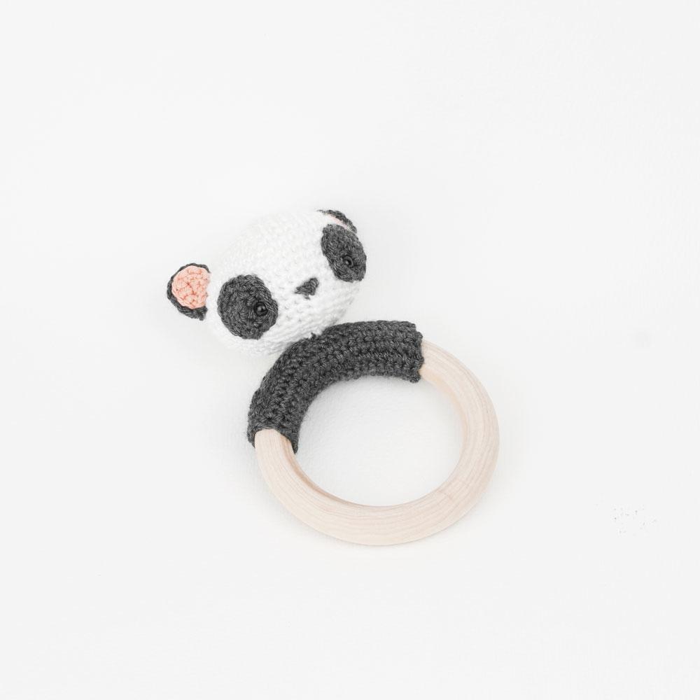 sonajero-amigurumi-panda