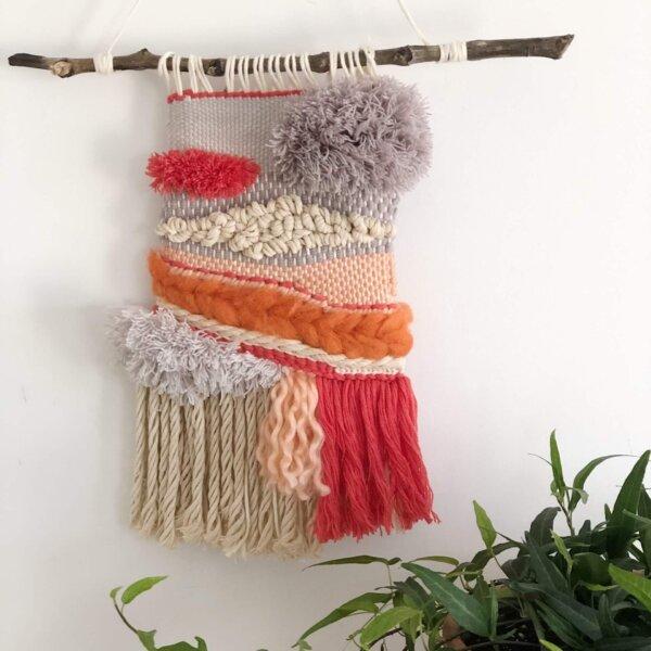 tapiz decorativo mediano