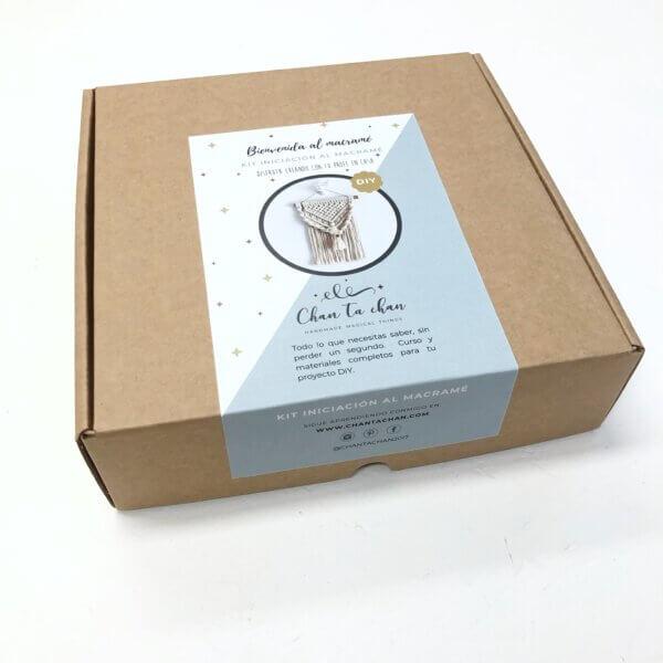 caja kit macrame